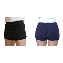 Yoga Shorts - Iyengar Type - M Size (Black)