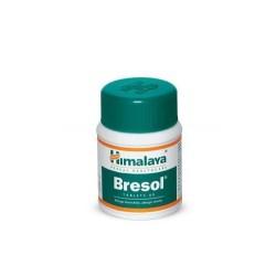 Himalaya Bresol Breath Free 60 Tabs (5 Pack)