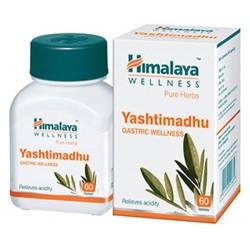 Himalaya Yashtimadhu Capules - Gastric Comfort