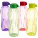 Tupperware Aquasafe Water Bottle  1Liter/ Set Of 4