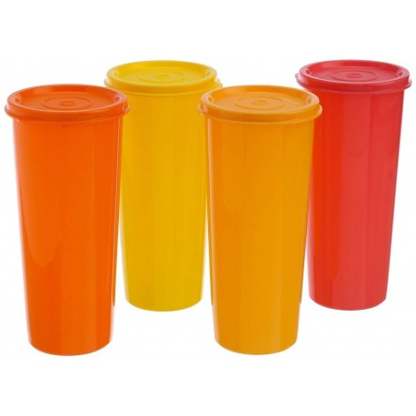 TP-640-T212 Tupperware Jumbo Tumblers (Set of 4)