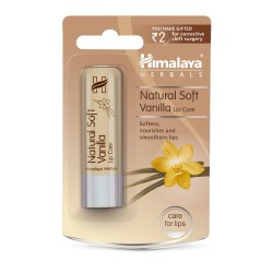 Himalaya Natural Soft Vanilla Lip Care 4.5g