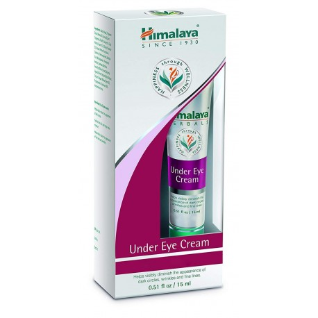 Himalaya Herbals Under Eye Cream 15ml