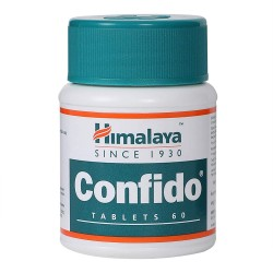 Himalaya Confido Tablets  60Counts x 2