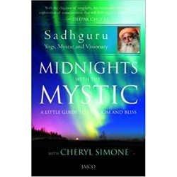 Midnights with the Mystic Paperback Book By Sadhguru