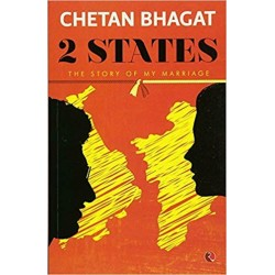 2 States The Story of My Marriage Paperback Book