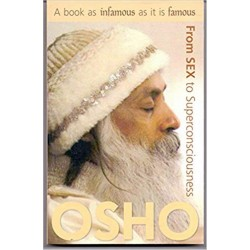 From Sex to Superconsciousness Paperback Book Author Osho