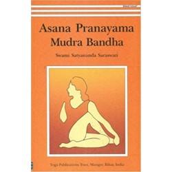Asana Pranayama Mudra Bandha Paperback Book