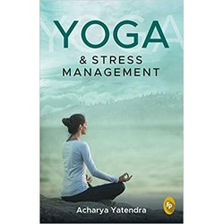 Yoga & Stress Management Paperback Book