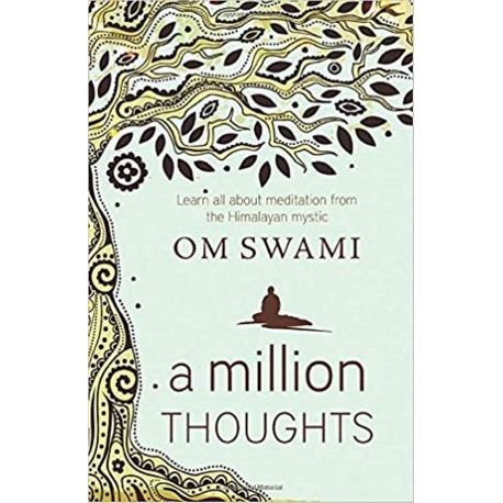 A Million Thoughts Paperback Book By Om Swami