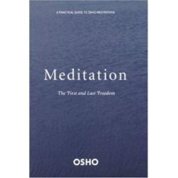 Meditation Paperback Book By Osho