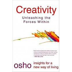 Creativity: Unleashing the Forces Within Paperback Book By Osho
