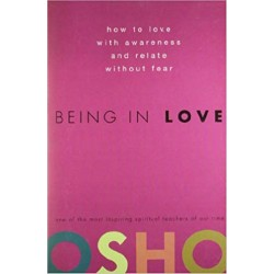 Being in Love Paperback Book By Osho
