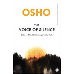 The Voice of Silence Paperback Book By Osho