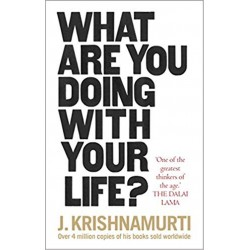 What Are You Doing with Your Life? Paperback Book