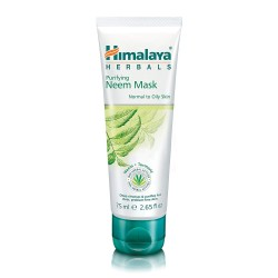 Himalaya Purifying Neem Mask, 75 ml