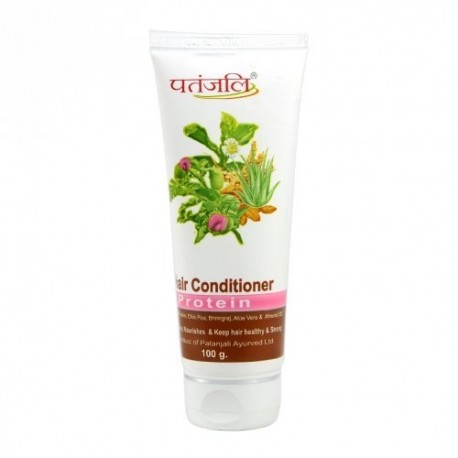 Patanjali Hair Conditioner Protein 100 Gm