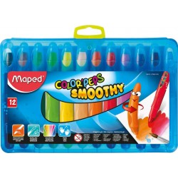 Maped Color'Peps Smoothy Gel Crayons
