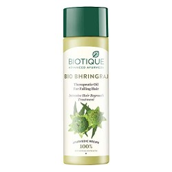Biotique Bio Bhringraj Fresh Growth Therapeutic Oil 120ml