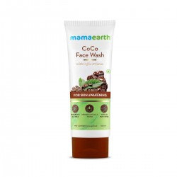 Mamaearth CoCo Face Wash for Women With Coffee & Cocoa 100ml