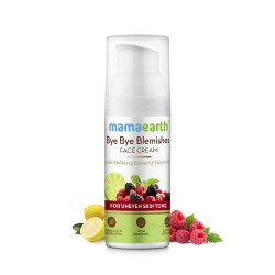 Mamaearth Bye Bye Blemishes Face Cream 30ml