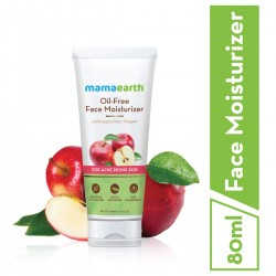 Mamaearth Oil-Free Moisturizer For Face With Apple Cider Vinegar 80ml