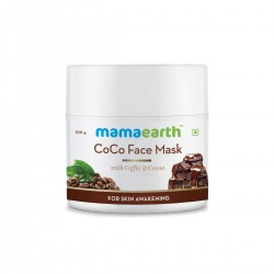 Mamaearth CoCo Face Pack For Glowing Skin 100gm