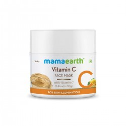 Mamaearth Vitamin C Face Mask With Vitamin C 100gm