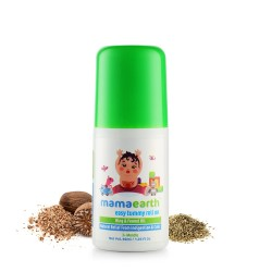 Mamaearth Easy Tummy Roll On for Colic & Gas with Hing & Fennel Oil 40ml