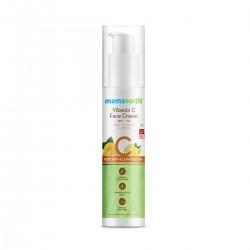 Mamaearth Vitamin C Face Cream with Vitamin C & SPF 20 for Skin Illumination 50g
