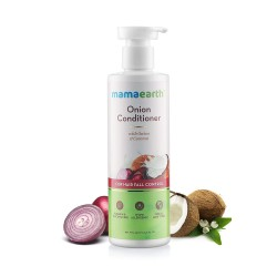 Mamaearth Onion Conditioner for Hair Growth & Hair Fall Control 100ml
