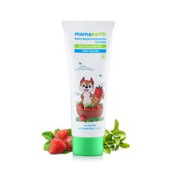 Mamaearth Natural Berry Blast Kids Toothpaste 50Gm