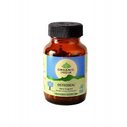 Organic India Osteoseal 60 Capsules Bottle