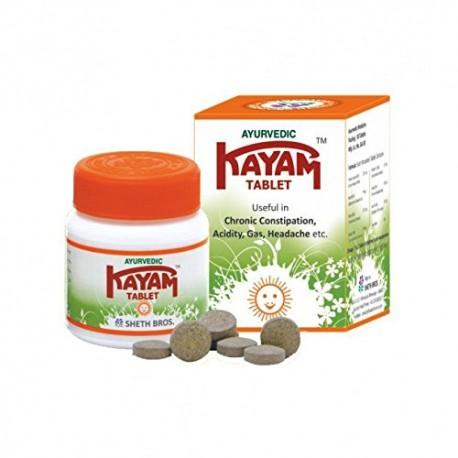 Kayam Tablet 30 Tablets