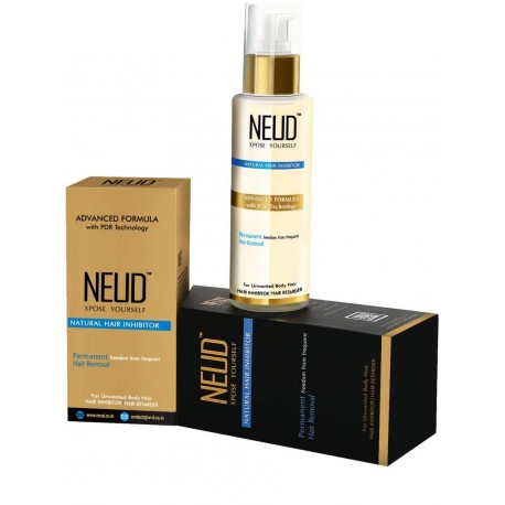 NEUD Natural Hair Inhibitor for Permanent