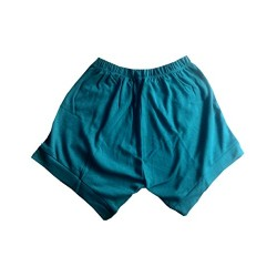 Yoga Shorts - Iyengar Type ( Sky Blue )