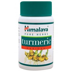 HIMALAYA HERBALS Turmeric Haridra | All Natural Support for Allergies