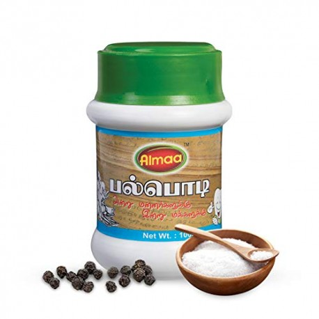 Almaa Tooth powder 100 gms