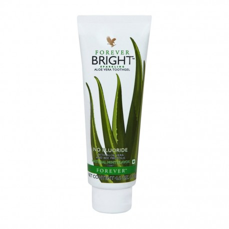 Forevere  Bright Aloevera Tooth Gel (130 g)