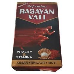 Raj Vaidya Rasayan Vati Vitality & Stamina - 60 Pills