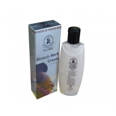 Dr James Natural Herbal Stretch Marks Cream Permanently 200ml