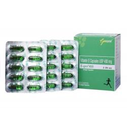Genone E-Gen 400 Vitamin E Capsule(30 Capsules)