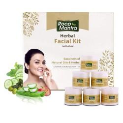 Roop Mantra, Herbal Facial Kit for Glowing Skin 240gm