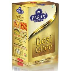 Param Premium Desi Ghee Box 500 ML