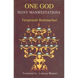 One God Many Manifestations Hardcover