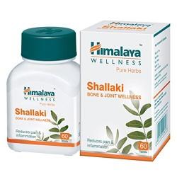Himalaya Wellness Shallaki Bone & Joint Wellness Tablets - 60 Count