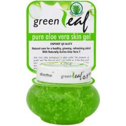 Green Leaf Pure Aloe Vera Skin Gel 120GM pack of 2