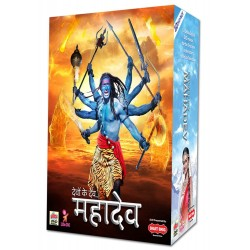Devon Ke Dev Mahadev Season 1 in Hindi Dvd  Set with English Subtitles
