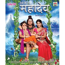 Devon Ke Dev Mahadev Season 2 in Hindi  Dvd Set with English Subtitles