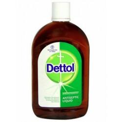 Dettol Antiseptic Disinfectant Liquid 500 ml